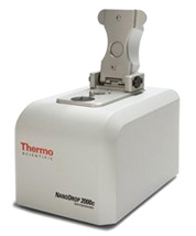 Espectofotómetro Thermo SCIENTIFIC NanoDrop 2000c